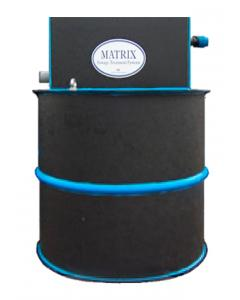 Matrix 6 pop sewage treatment system