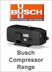 Busch Compressor Range