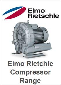 Elmo Rietchle Compressor Range