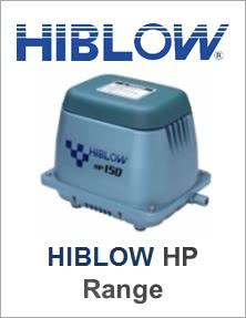 HIBLOW HP Compressor Range