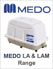 MEDO LA & LAM Range
