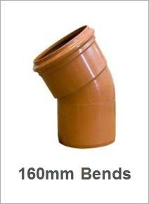 160mm Bends Range