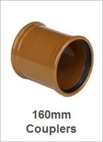 160mm Couplers Range