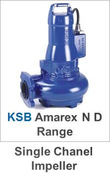 KSB Amarex N D Range