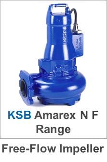KSB Amarex N F Range