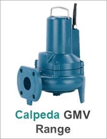 Calpeda GMV Submersible Range