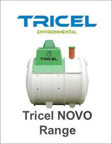 Tricel Novo spare parts