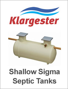 Klargester Septic Tank