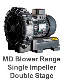 FPZ MD Single Impeller Double Stage