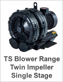 FPZ TS Twin Impeller Single Stage
