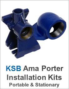 KSB Ama Porter Installation Kit