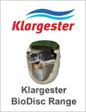 Klargester spare parts